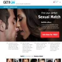 However unlike AdultFriendFinder and Passion.com, Get It On has a  completely different members' database, ...